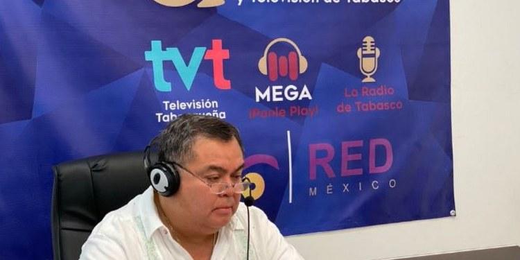 TEPJF desecha denuncia contra director de TVT, Chablé Ruiz 1