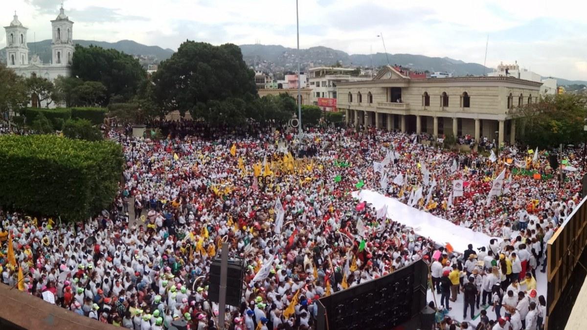 Cierre aplastante; Mario Moreno demuestra por qué será gobernador; reúne a 30 mil en Chilpancingo 4