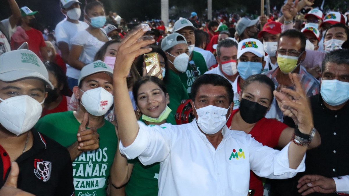 El 6 de junio hay una cita con la historia de Guerrero; Mario Moreno llama a los jóvenes a votar 3