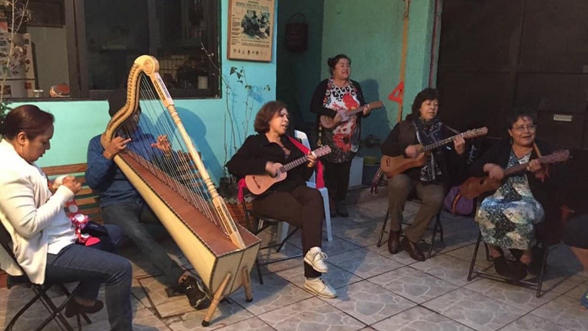Olimpia Araceli Juárez, la mujer orquesta de Jóvenes Orquestas; un proyecto comunitario 4