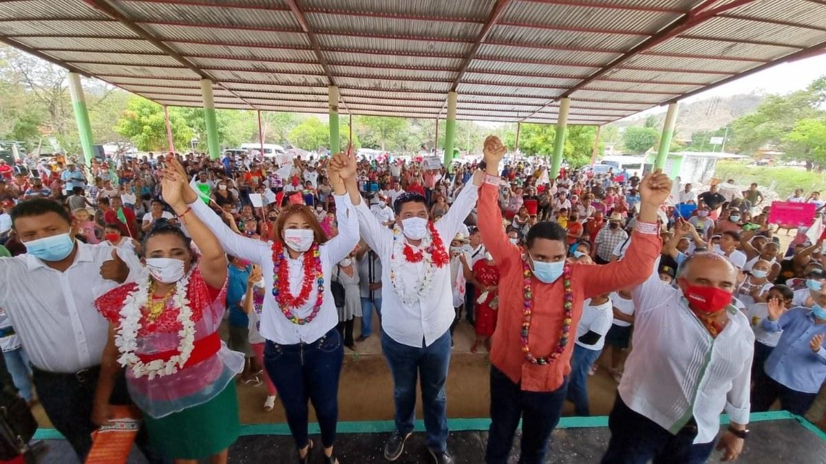 La alianza PRI-PRD avanza en la ruta de la victoria en Guerrero, afirma Mario Moreno 2