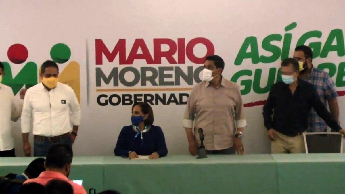 Guerrero, manosearon la elección; exigen PRI-PRD que el INE se haga cargo del conteo 1