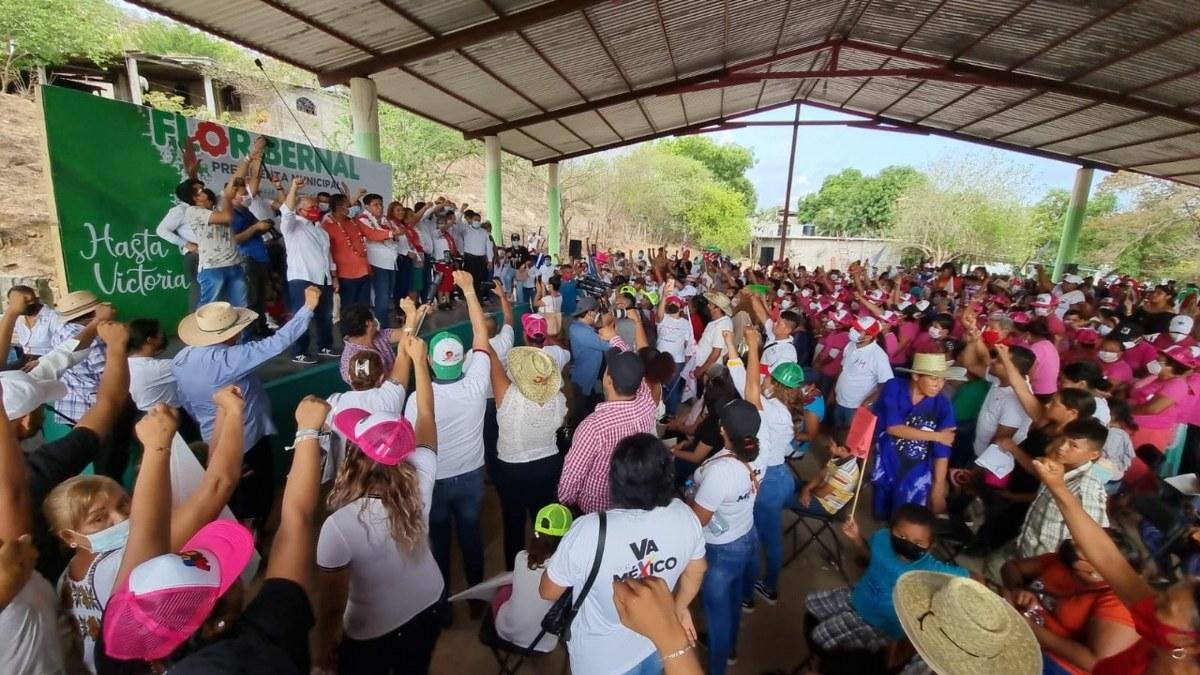 La alianza PRI-PRD avanza en la ruta de la victoria en Guerrero, afirma Mario Moreno 1