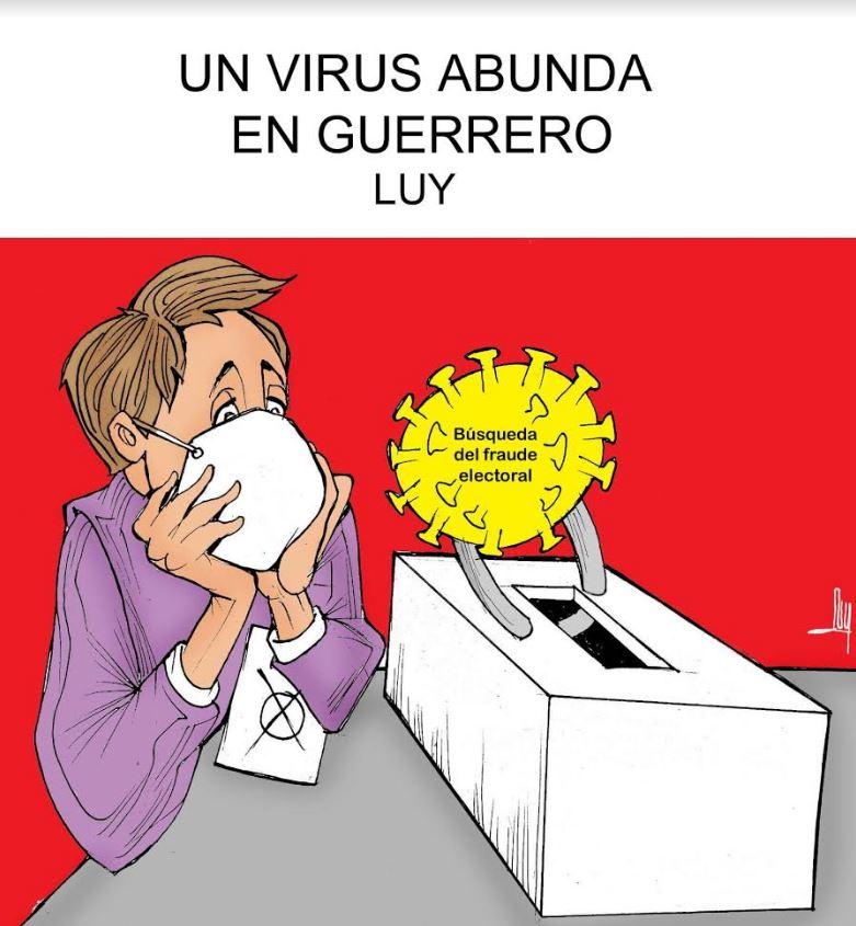 Un virus abunda en Guerrero | Luy 2