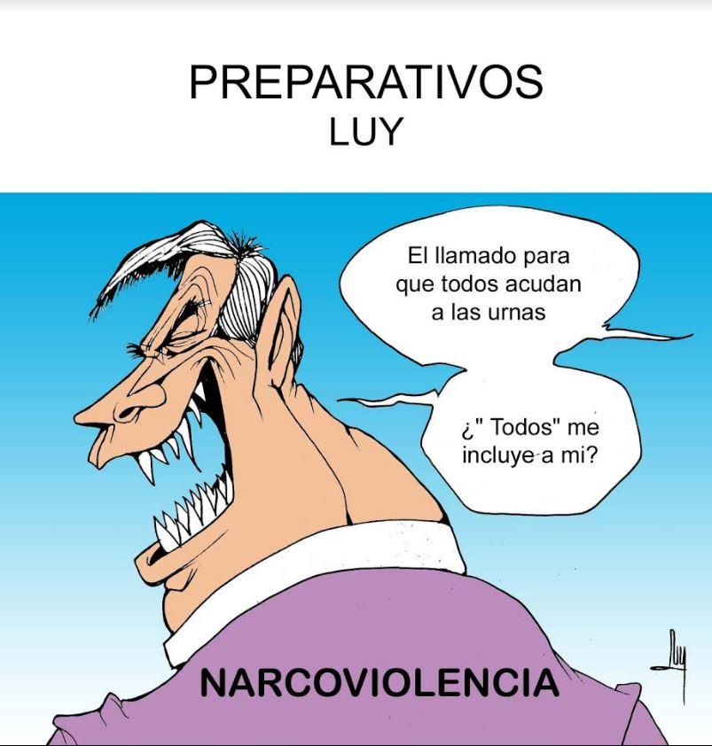Preparativos | Luy 2