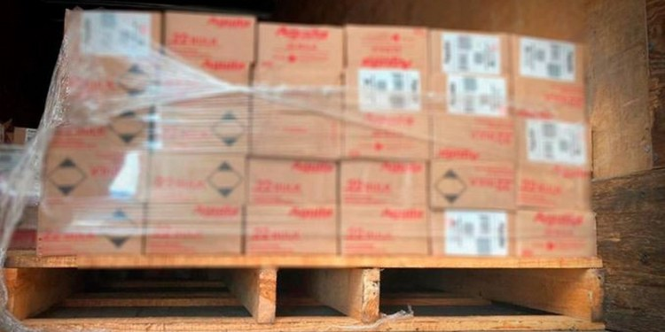 Resguardan en Irapuato los millones de cartuchos útiles recuperados 1