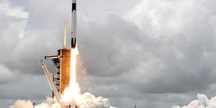 Rusia envía módulo científico a la Estación Espacial Internacional 1