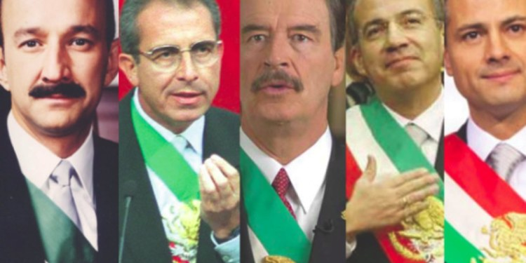 consulta expresidentes