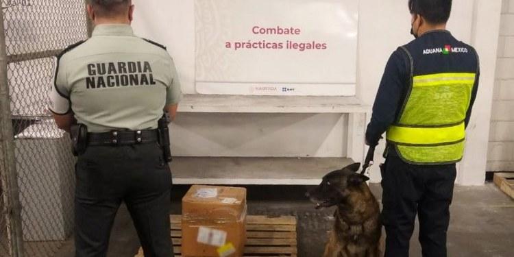 Decomisan 23 kilos de fentanilo en aeropuerto de Tijuana 1