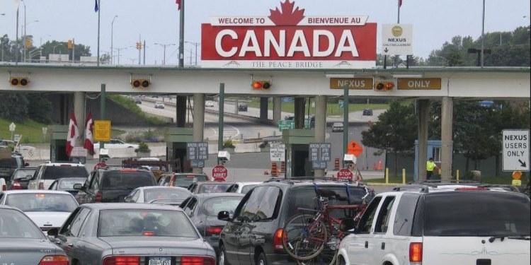 Canadá mantendrá cerrada la frontera con EU hasta el 21 de julio 1