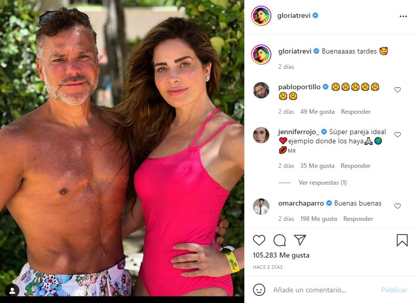 Gloria Trevi se luce sin maquillaje y con traje de baño | FOTO 2
