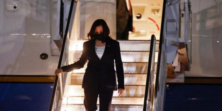Kamala Harris acudirá por primera vez a la frontera con México 1