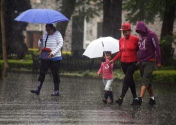 Ciudad de México activa alerta naranja y amarilla por pronóstico de lluvia 4
