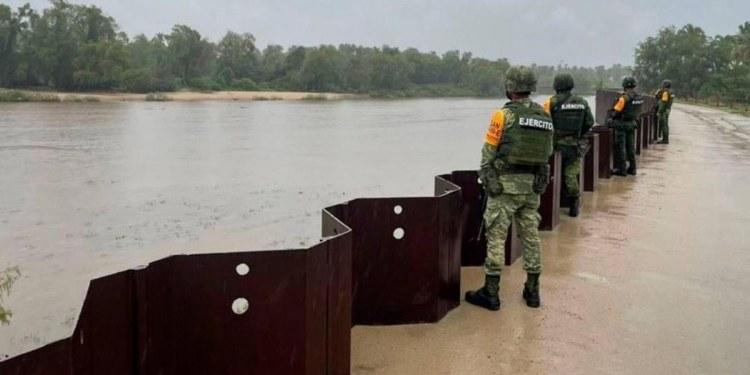 """""""Dolores"""" causa afectaciones en cuatro regiones de Guerrero 1"""