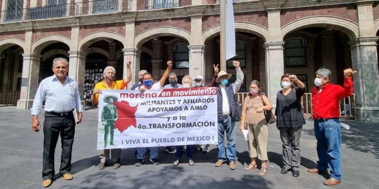 Celebran militantes de Morena fracaso de candidato en Cuernavaca 1