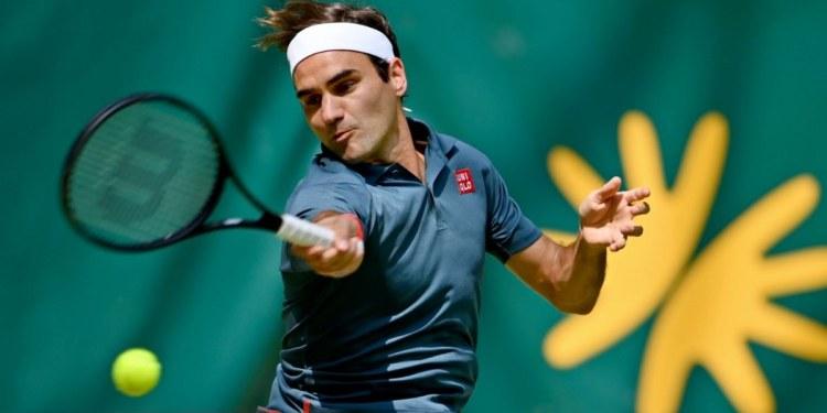 Eliminan al suizo Roger Federer del ATP 500 de Halle 1