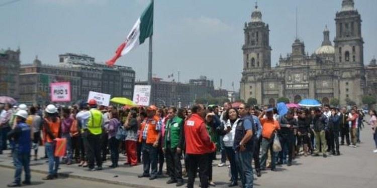 """Simulacro Nacional 2021: el """"sismo"""" de 8.1 con """"epicentro"""" en Guerrero 1"""