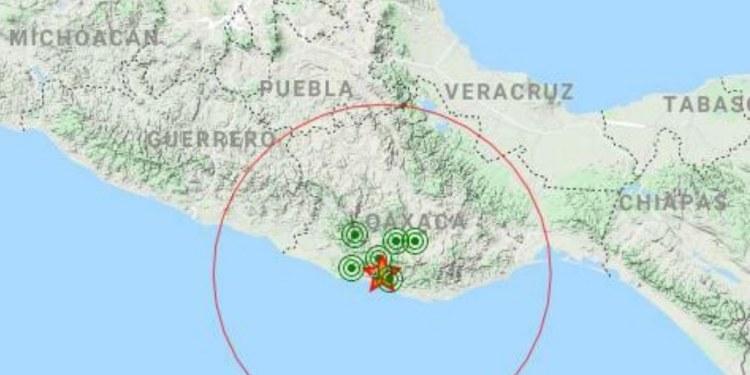 Sismo de 4.9 se registra en Puerto Escondido, Oaxaca 1