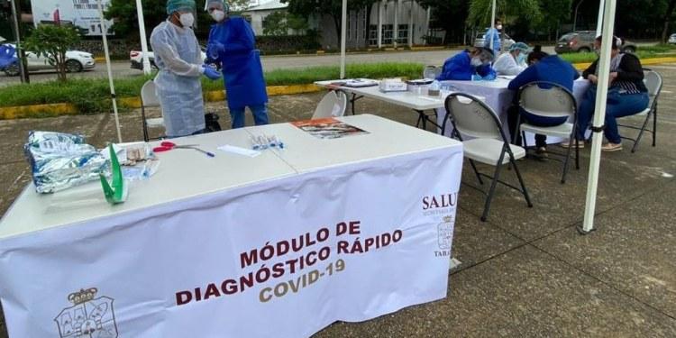 Salud Tabasco pide redoblar esfuerzos para no llegar a semáforo rojo del Covid 1