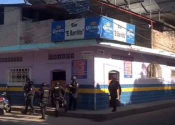 Violencia diaria en Iguala deja tres heridos en ataque armado a bar 7