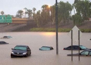 """Inundaciones por fuertes lluvias dejan """"daños extremos"""" en EU 4"""