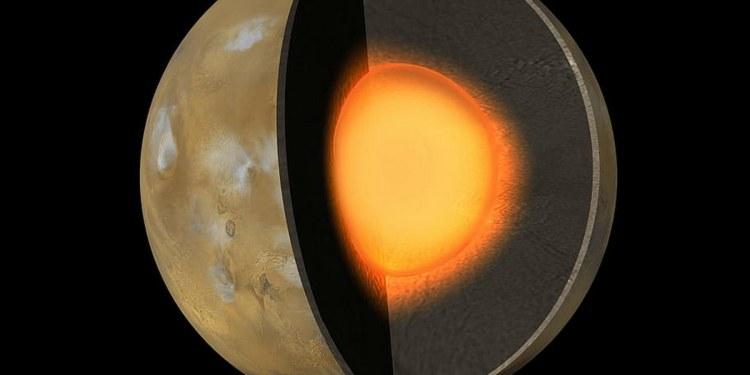Marte visto por dentro; científicos develan enigmas de la evolución del planeta rojo 1