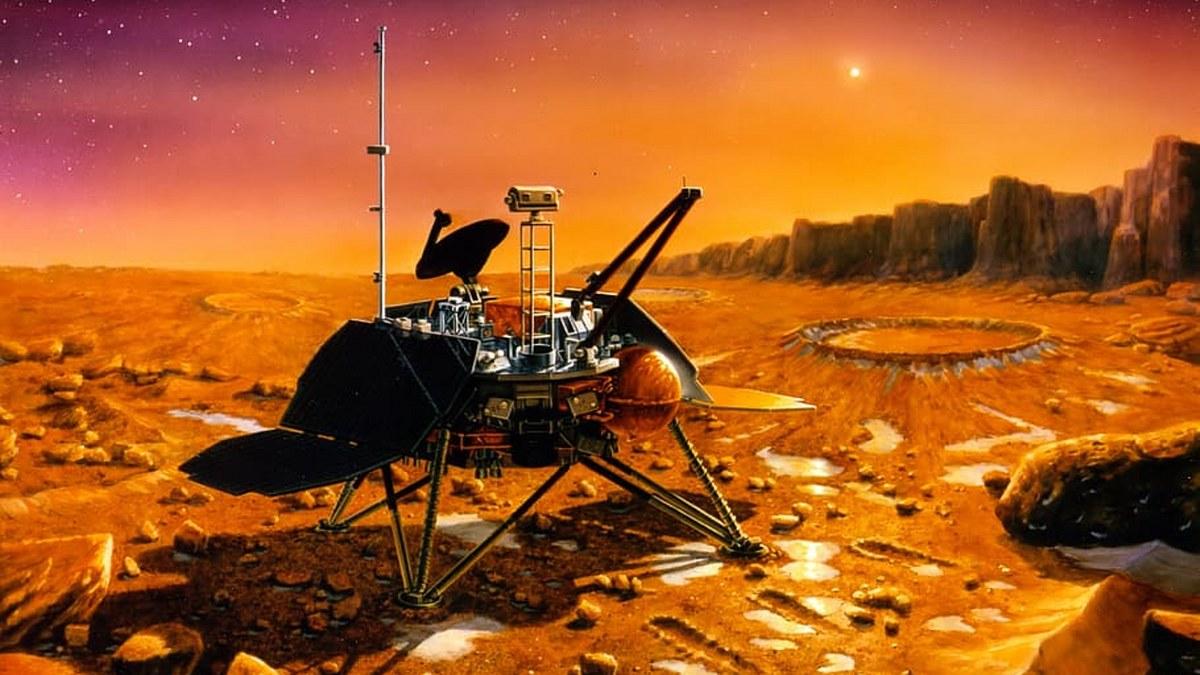 Marte visto por dentro; científicos develan enigmas de la evolución del planeta rojo 2