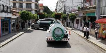 Toño Gaspar no paga a piperos contratados para llevar agua a colonias de Chilpancingo 9