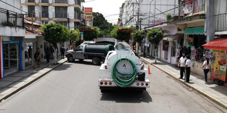 Toño Gaspar no paga a piperos contratados para llevar agua a colonias de Chilpancingo 1