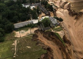 Por inundaciones en Alemania, ya suman 135 personas fallecidas 2