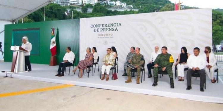 Garantizada la protección a todos los periodistas, reitera AMLO en Acapulco 1