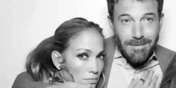 Jennifer Lopez y Ben Affleck posan juntos ¡como pareja oficial! 7
