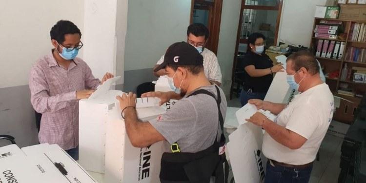 INE instalará en Tabasco mil 53 mesas para consulta sobre expresidentes 1