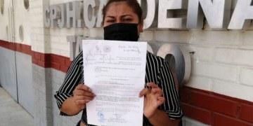 Mujer agredida por policías en Tabasco, aparece y exige justicia 7