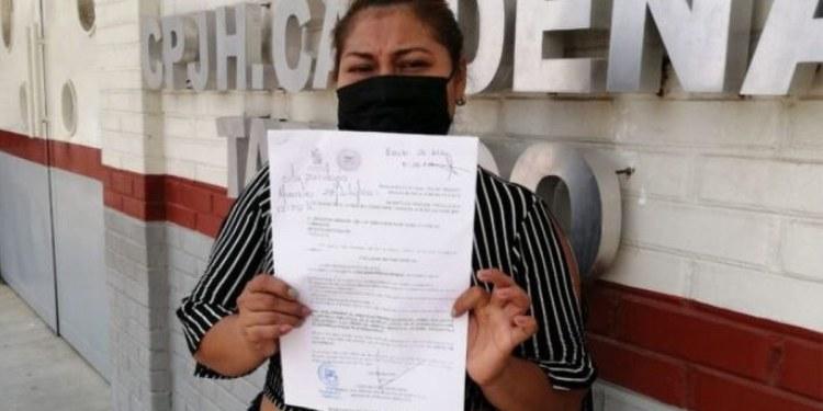 Mujer agredida por policías en Tabasco, aparece y exige justicia 1