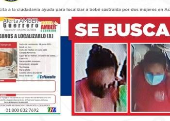 Roban a bebé de mes y medio de nacida en el centro de Acapulco 6