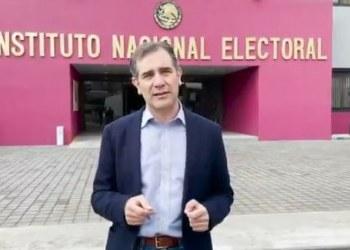 INE llama a todos los ciudadanos a votar este 1 de agosto 6