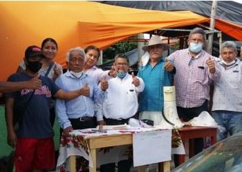Tabasqueños se movilizan contra ley abusiva y antidemocrática del gobernador Adán López 4