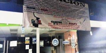 Cartel del Golfo anuncia tregua en Tamaulipas; buscarán 'trabajar' en paz, dicen en mantas 7