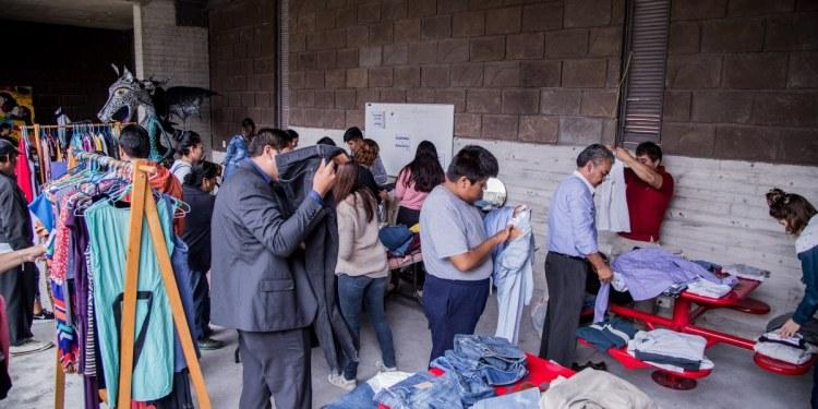 """""""The Street Store"""": una forma distinta de ayudar a familias en Cuernavaca 1"""