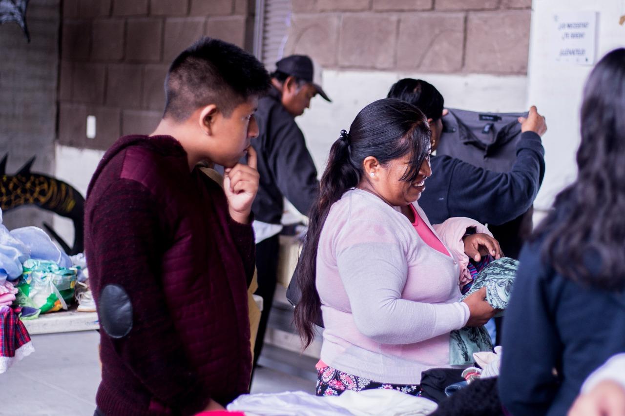 """""""The Street Store"""": una forma distinta de ayudar a familias en Cuernavaca 6"""