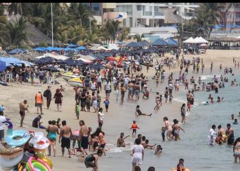 Acapulco supera el 50 por ciento de ocupación hotelera en su último día en semáforo amarillo 6