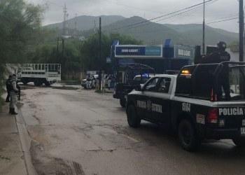 Se desata balacera en Sonora; hay un fallecido y 10 detenidos 5