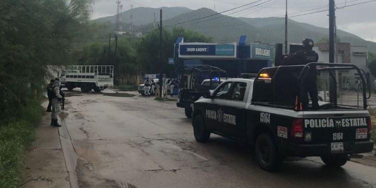 Se desata balacera en Sonora; hay un fallecido y 10 detenidos 1