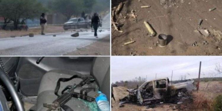 Asesinan a 16 personas en menos de 24 horas en Zacatecas 1