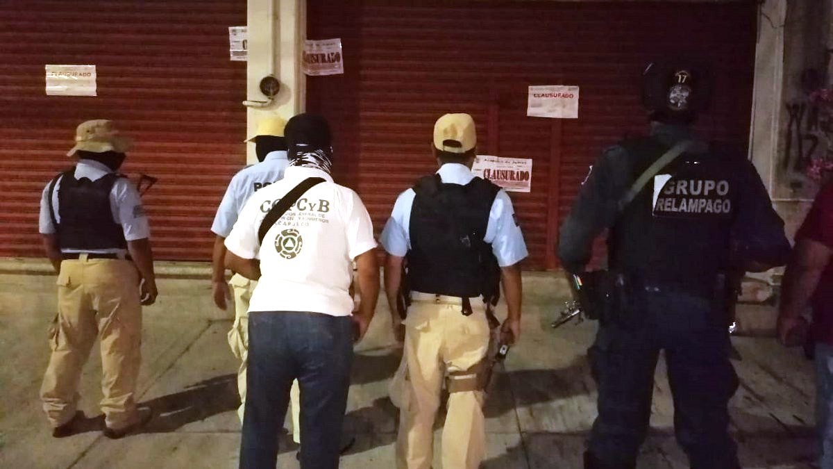 Covid pega duro a negocios nocturnos en Acapulco; clausuran bares por violar medidas sanitarias 2