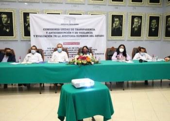 Diputados evalúan aspirantes a dirigir el órgano interno de control del IEPC-Gro 4