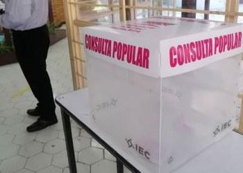 Cierran últimas casillas de la consulta popular; avance de resultados hoy a la 21 horas 4
