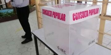Cierran últimas casillas de la consulta popular; avance de resultados hoy a la 21 horas 33