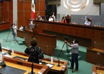 Posponen toma de protesta a miembros de la Jucopo en el Congreso local 5